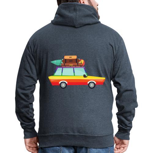 Gay Van | LGBT | Pride - Männer Premium Kapuzenjacke