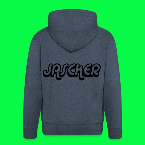 Jasckermerch1 - Men's Premium Hooded Jacket