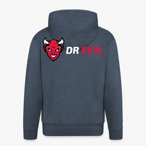 Dr_Ev1L - Men's Premium Hooded Jacket