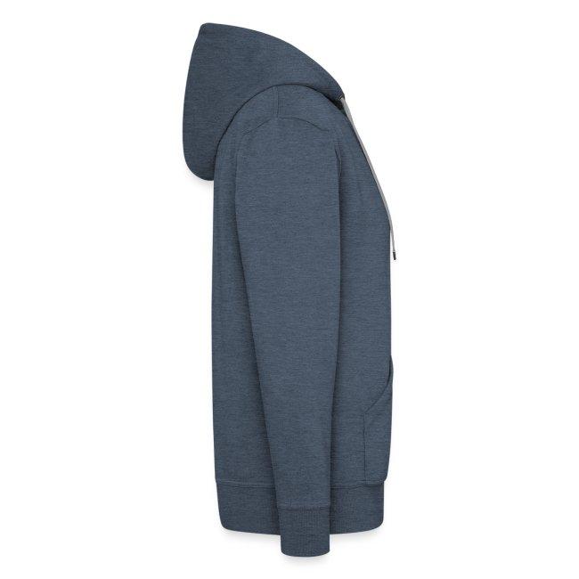 Silhouette Crest Zip Hoodie