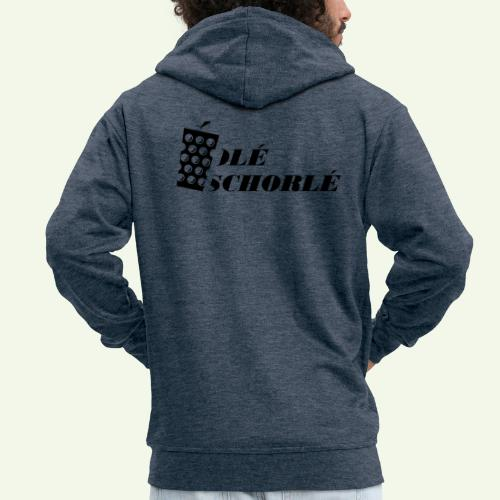 Ole Schorle - Männer Premium Kapuzenjacke