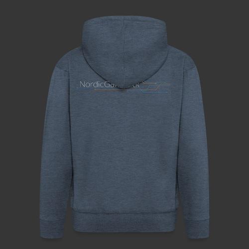NordicGames.tk Logo - Herre premium hættejakke
