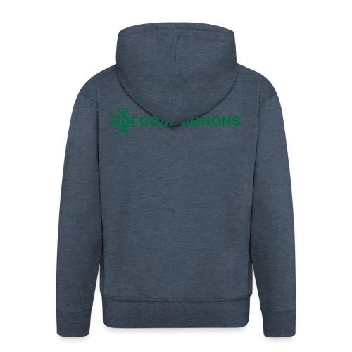 Branche Compagnons - Veste à capuche Premium Homme