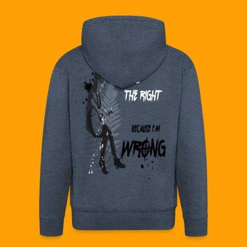 ELLIE_SHIRT - Men's Premium Hooded Jacket