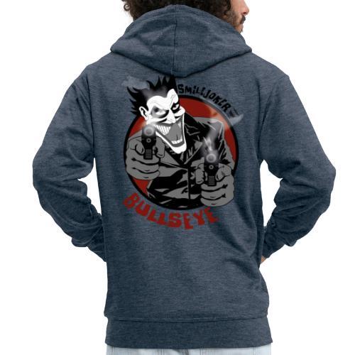 bulleye - Chaqueta con capucha premium hombre