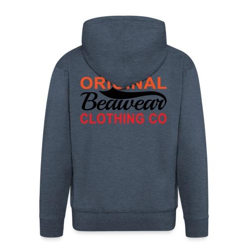Original Beawear Clothing Co - Men's Premium Hooded Jacket