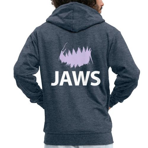 Jaws Dangerous T-Shirt - Men's Premium Hooded Jacket