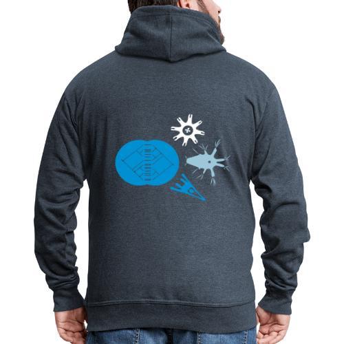 MorphoEvoDevo Special - Men's Premium Hooded Jacket