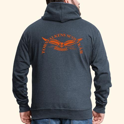 Tornfalkens scoutkår Logo - Premium-Luvjacka herr