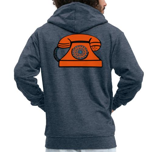 PHONERED - Men's Premium Hooded Jacket