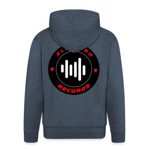 Logo Elyontro records - Veste à capuche Premium Homme