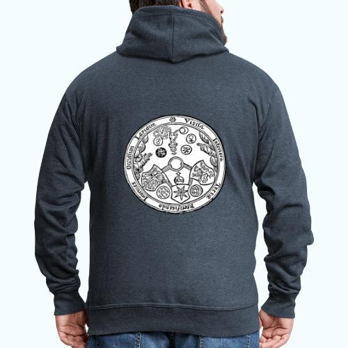 Alchemie - Men's Premium Hooded Jacket
