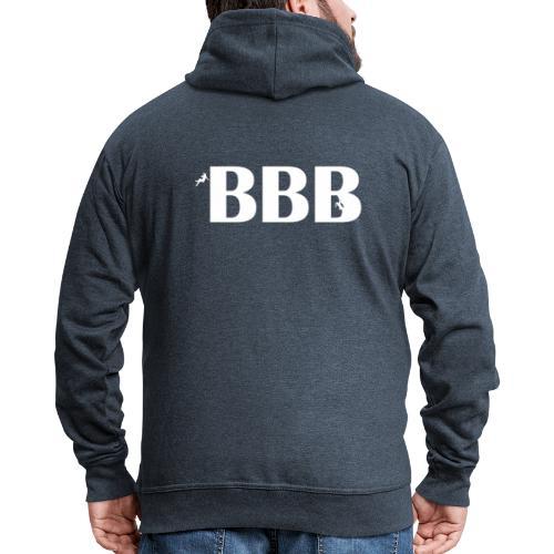 BBB Best Belay Buddy - Männer Premium Kapuzenjacke
