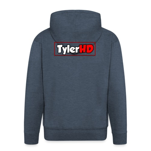 TylerHD MOUSE MAT - Men's Premium Hooded Jacket
