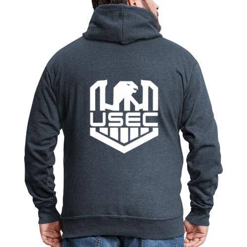 USEC - Veste à capuche Premium Homme