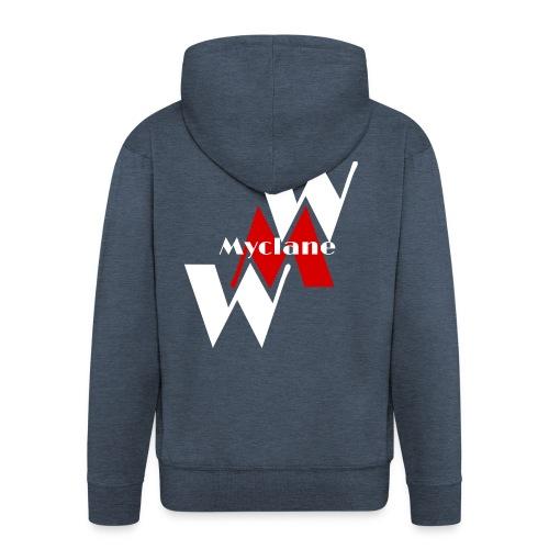 Myclane W - Veste à capuche Premium Homme