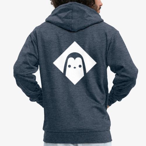 Pingouin - Veste à capuche Premium Homme