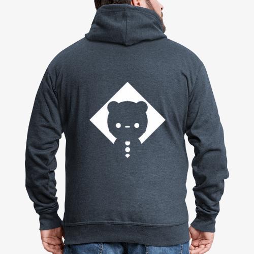 Ours Polaire - Veste à capuche Premium Homme