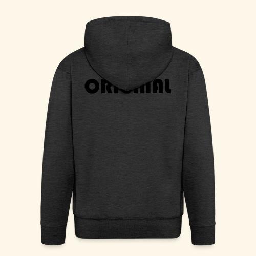 Original - Chaqueta con capucha premium hombre