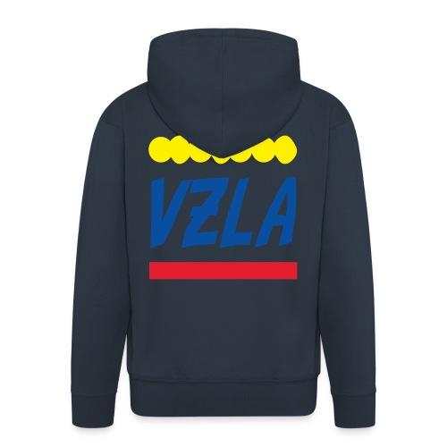 vzla 01 - Chaqueta con capucha premium hombre