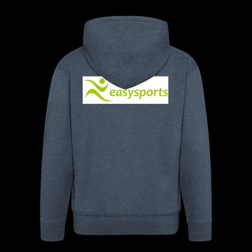 easysports pur - Männer Premium Kapuzenjacke