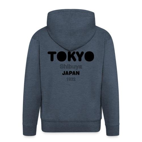 Tokyo JAPAN - Veste à capuche Premium Homme
