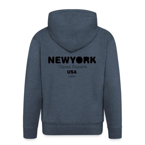 NewYork USA - Veste à capuche Premium Homme