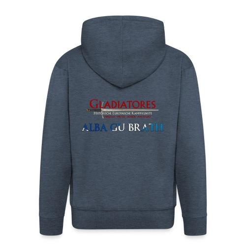 ALBAGUBRATH - Männer Premium Kapuzenjacke