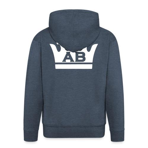 AB Sweater - Mannenjack Premium met capuchon