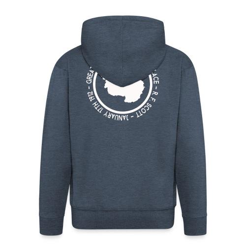 Great God! - Men's Premium Hooded Jacket
