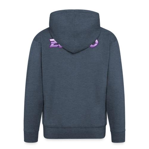 zerovomerchandise - Mannenjack Premium met capuchon