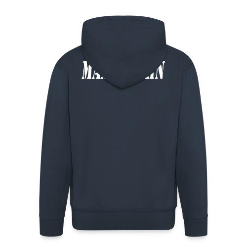 maximkuhn - Mannenjack Premium met capuchon