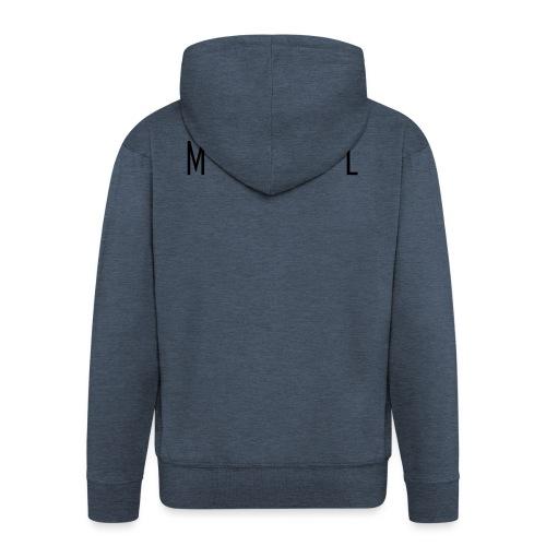 muil - Mannenjack Premium met capuchon