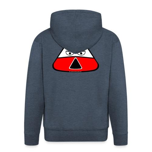 visitkilcreggan.org2 - Men's Premium Hooded Jacket
