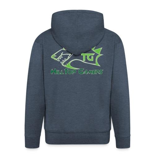 HillTop Gamers - Men's Premium Hooded Jacket