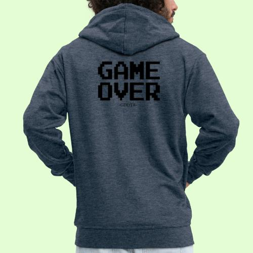 Game Over - Männer Premium Kapuzenjacke