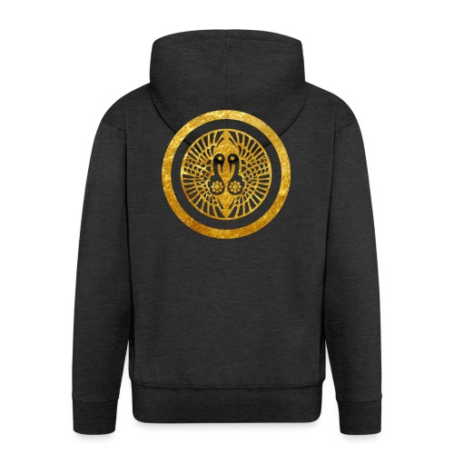 Ikko Ikki Mon Japanese clan - Men's Premium Hooded Jacket