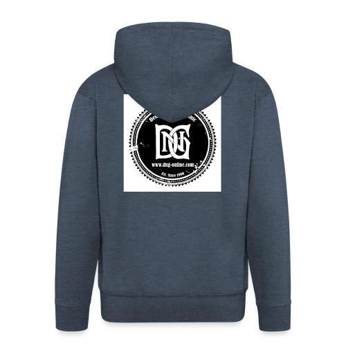 DNG SEAL BLACK - Men's Premium Hooded Jacket