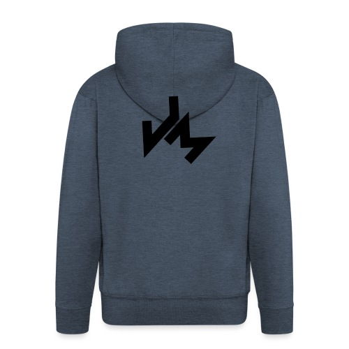 JayMasher Official Merchandise - Men's Premium Hooded Jacket