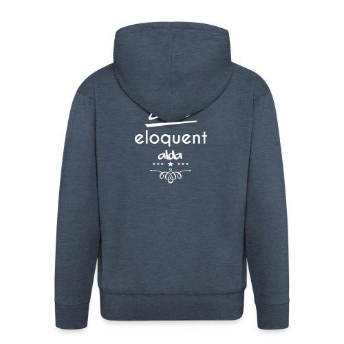 Derbe Eloquent Alda Weiß - Men's Premium Hooded Jacket