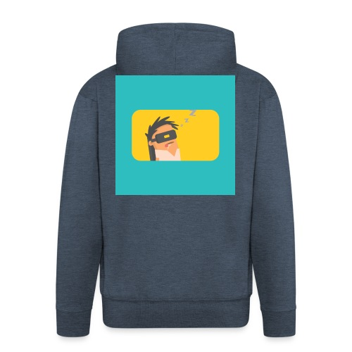 The Night Clothing Tee-1 - Men's Premium Hooded Jacket