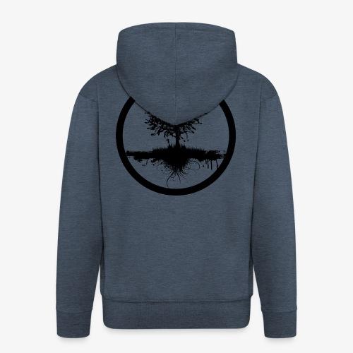 circletree - Men's Premium Hooded Jacket