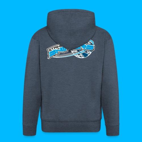 Strike Force Snipers Sweater - Men's Premium Hooded Jacket