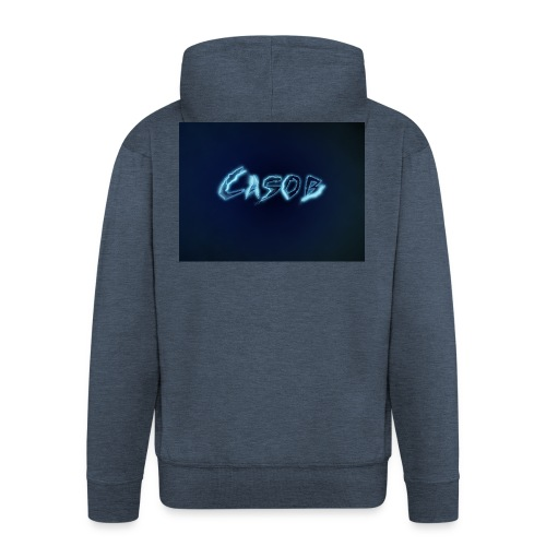 new casob desighn - Men's Premium Hooded Jacket