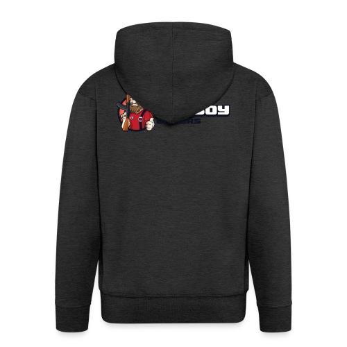 Oldboy Gamers Fanshirt - Premium Hettejakke for menn