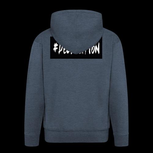 DECZNATION - Men's Premium Hooded Jacket
