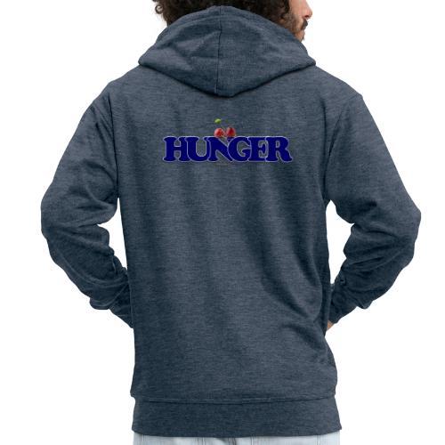 TShirt Hunger cerise - Veste à capuche Premium Homme