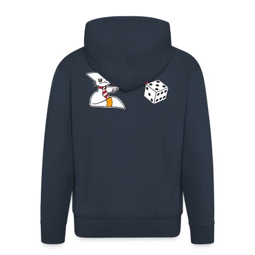 DIE - Men's Premium Hooded Jacket