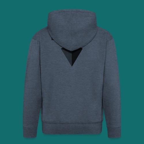 Decentralize it. - Hoodie - Men's Premium Hooded Jacket