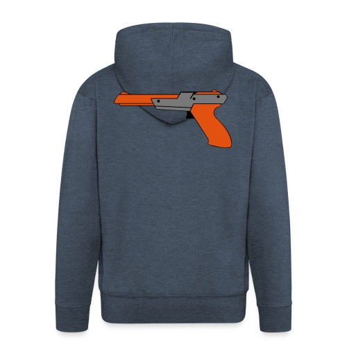 gun Zapper NES SUPER BROS HUNT DUCK - Veste à capuche Premium Homme
